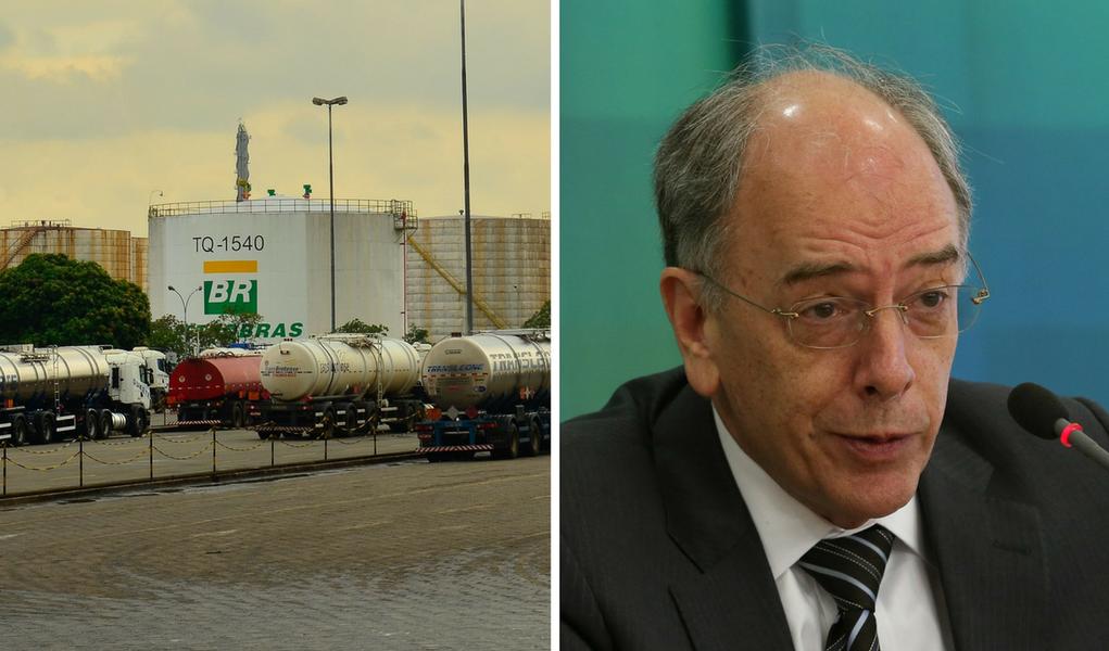 Petroleiros comparam gestão de Parente na Petrobras ao nazismo