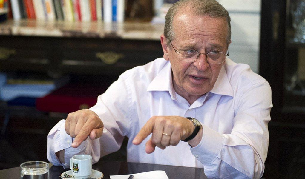 PT precisa se reinventar, diz Tarso