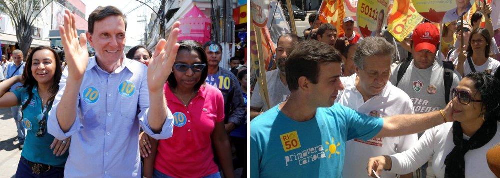 Noblat prevê vitória de Crivella no Rio