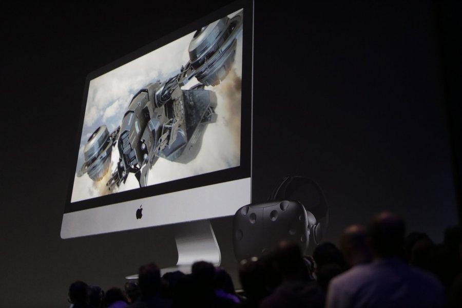 Novos iMacs vêm com tudo para a era da realidade virtual