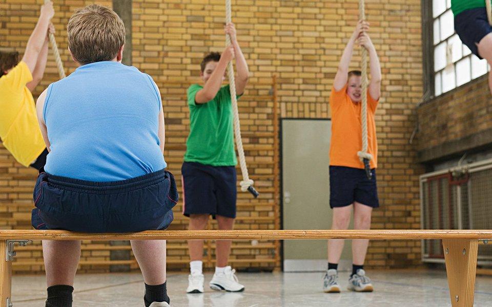 Jovem gordo. Como lidar com crianças e adolescentes obesos