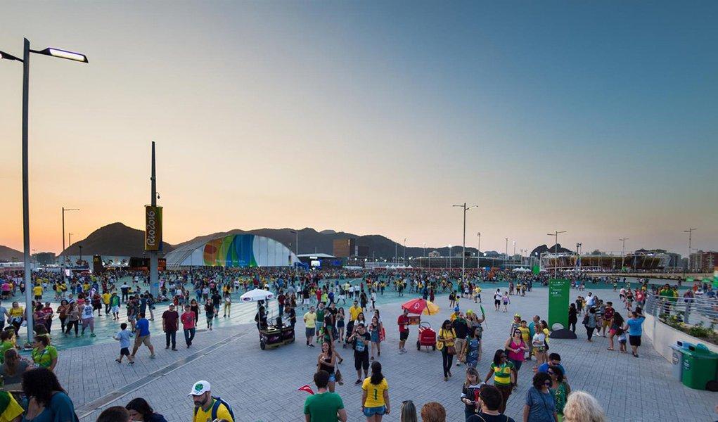 Rio recebeu 243 mil turistas durante a Paralimpíada