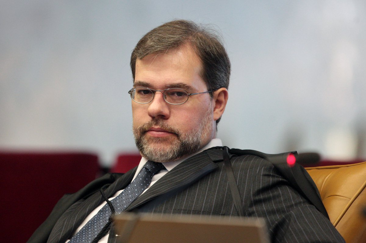 Toffoli discursa contra ativismo do Judiciário