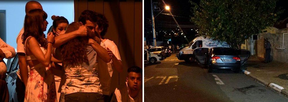 Em Campinas, homem mata 12 pessoas em festa de réveillon