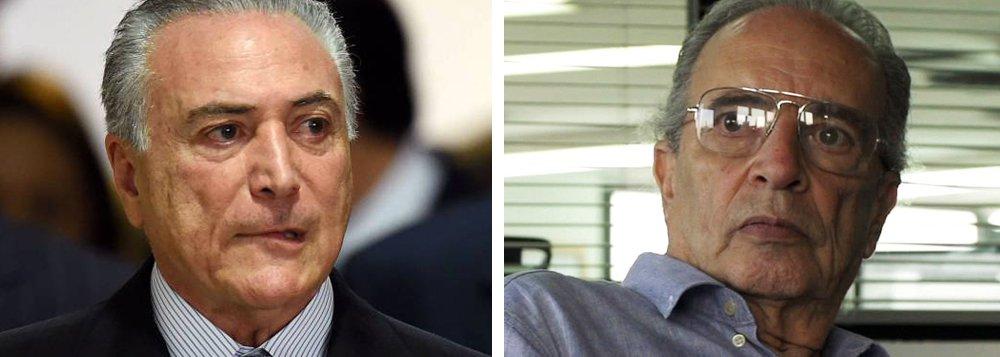 Janio de Freitas: governo Temer está em coma