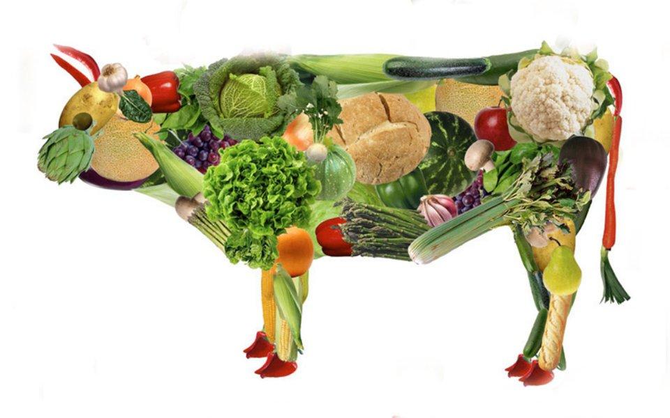 Dieta vegana. Governos mexem na dieta para reduzir consumo de carne