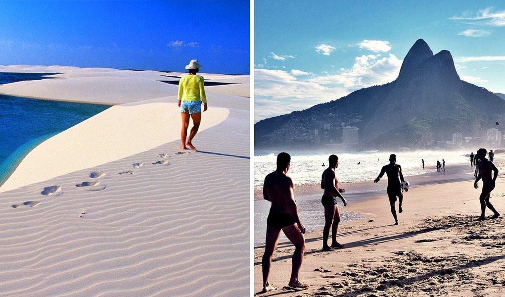 12 destinos brasileiros para viajar em cada mês do ano