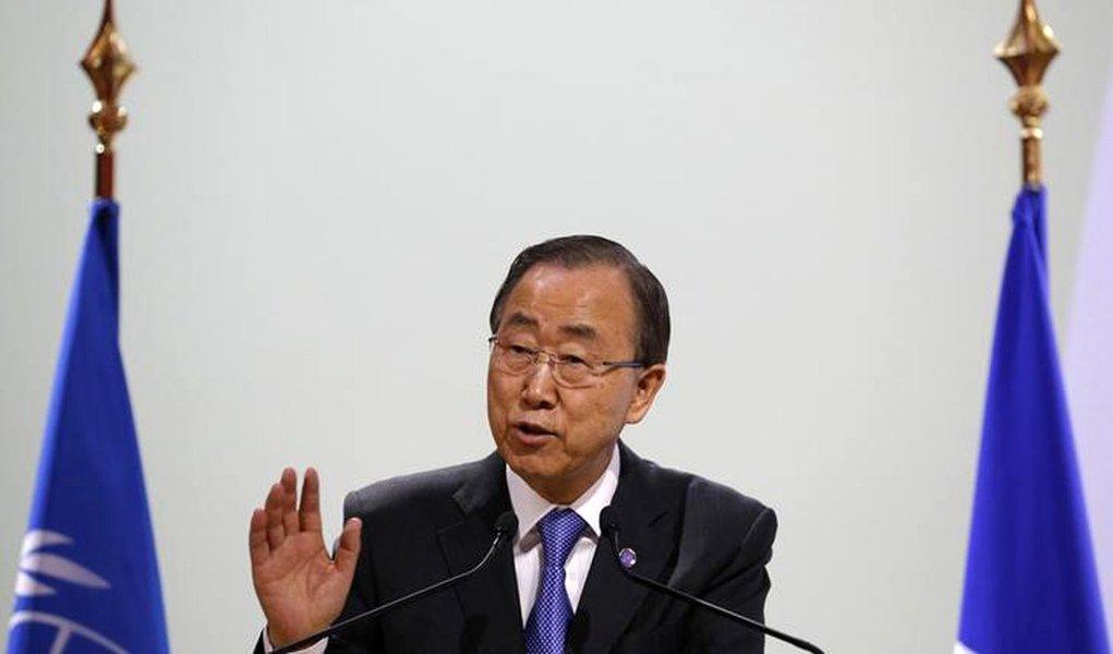 """ONU: Mundo caminha para """"catástrofe climática"""""""