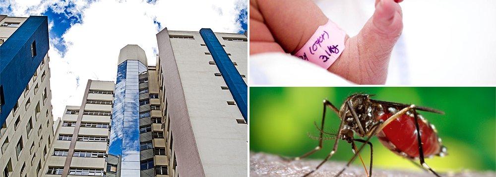 Hospital investiga primeiro caso de microcefalia por Zika em São Paulo