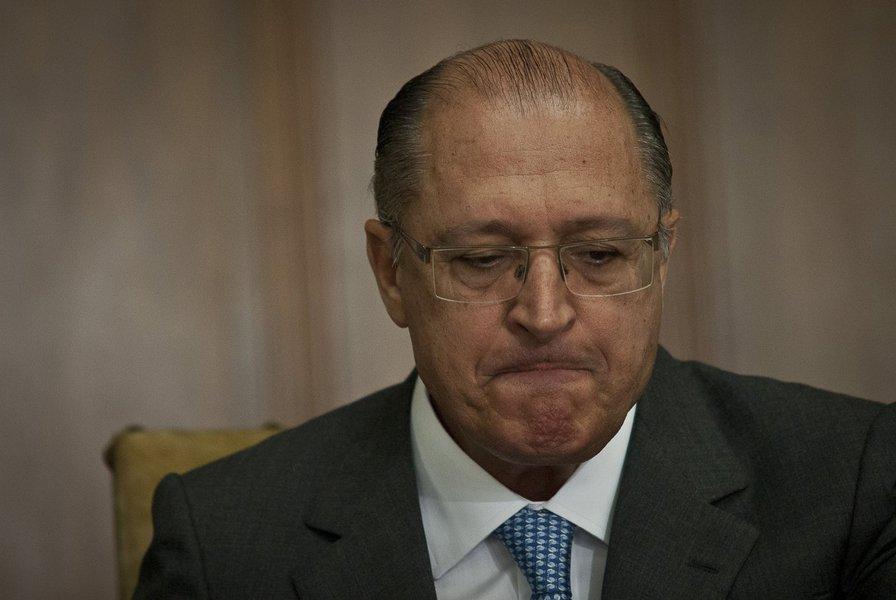 Alckmin, o 'santo', justifica atentado contra Lula e diz que PT colhe o que plantou