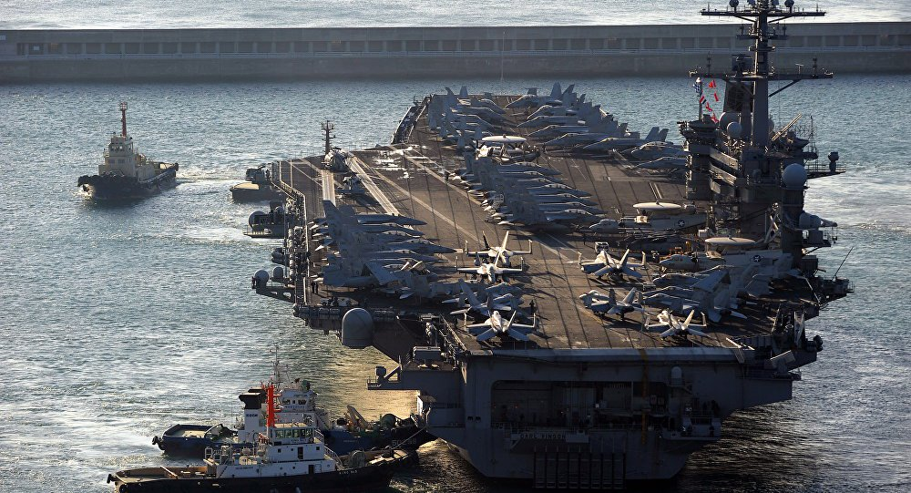 Coreia do Norte diz que fará devastação impiedosa se for atacada