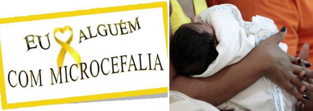 Mães de crianças com microcefalia fazem campanha informativa no Facebook