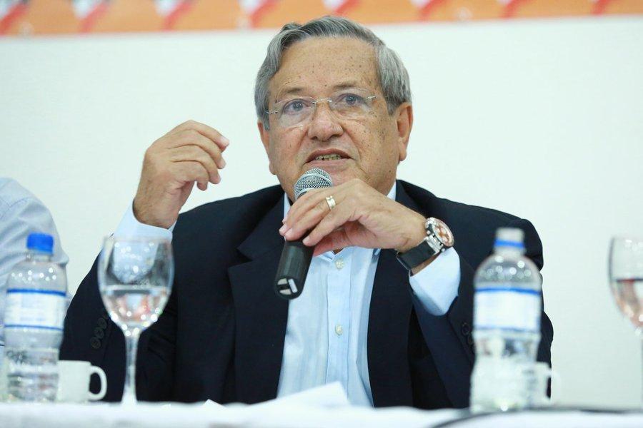 Bancada do Brasil deixa reunião em protesto ao presidente do Parlasul