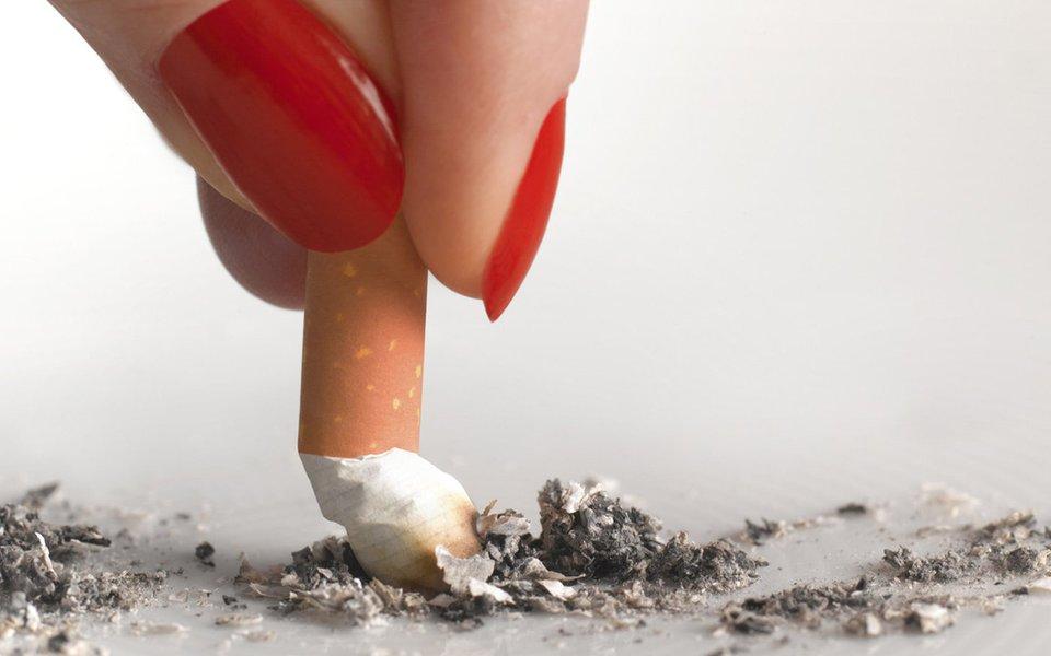 Vício de fumar. As alternativas ao cigarro são seguras ?
