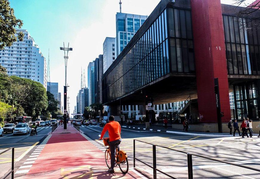 Startup que conecta empresas e transportadoras a ciclistas estreia em SP