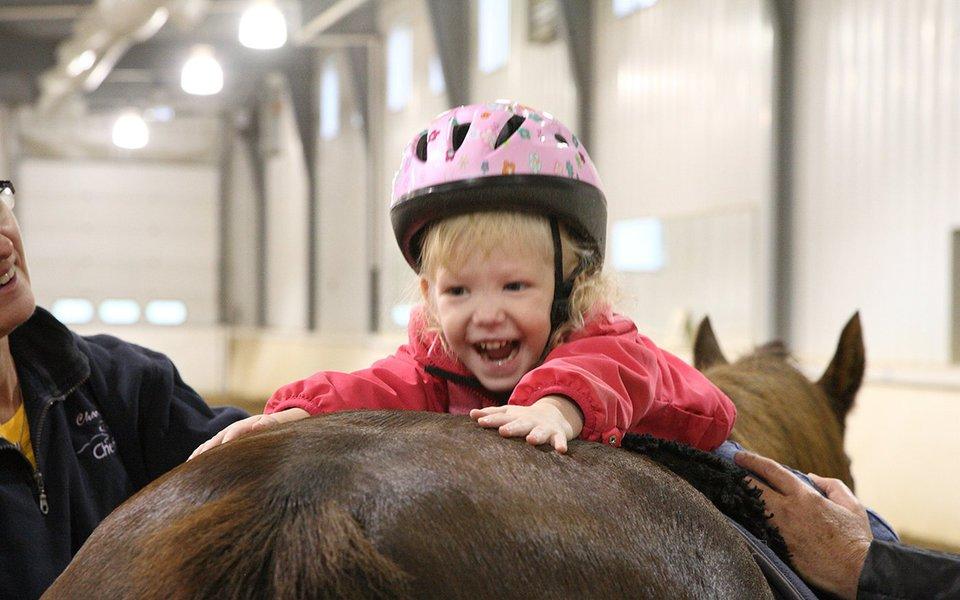 Cavalos que curam. A equoterapia em plena expansão