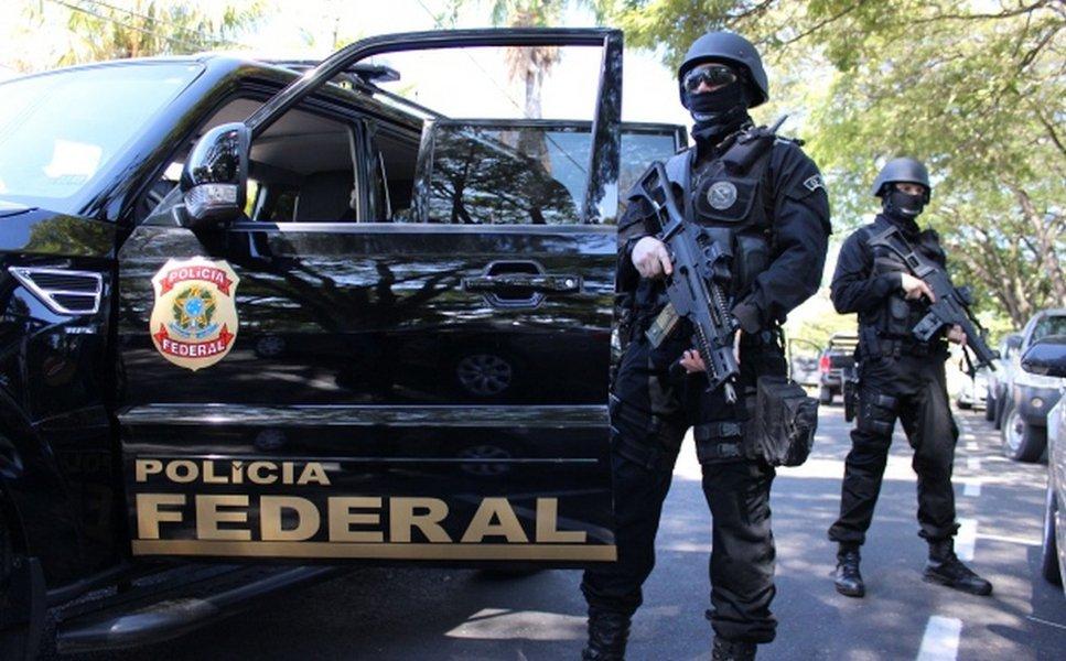 Assaltos a bancos: PF faz operação contra suspeitos em AL e PE