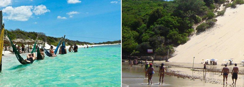 Nordeste é a região preferida dos viajantes brasileiros