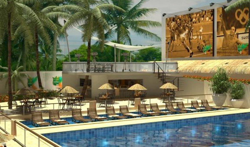 Holanda prepara casa de hospitalidade para a Rio 2016