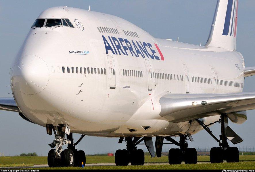 Air France oferece tarifas especiais para viagens de curta duração