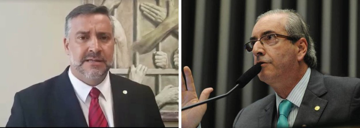 Pimenta: Golpe Temer-PSDB prevê salvação de Cunha