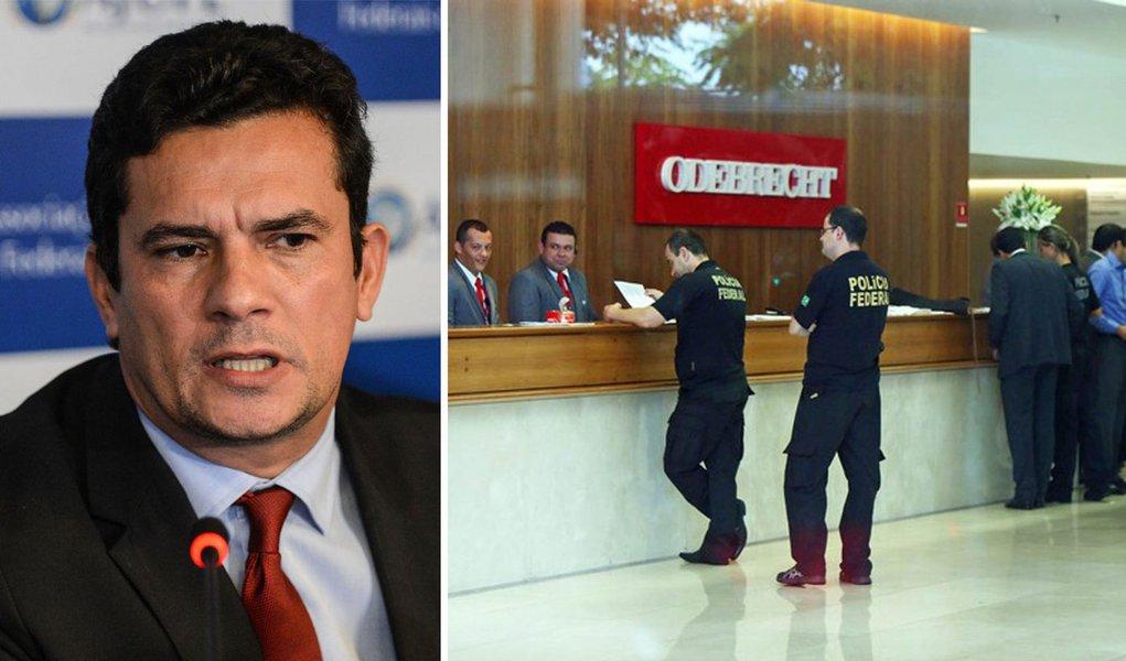 Juiz suspende pagamentos da Odebrecht à empresa Alvarez & Marsal, que  contratou o ex-juiz Moro - Brasil 247