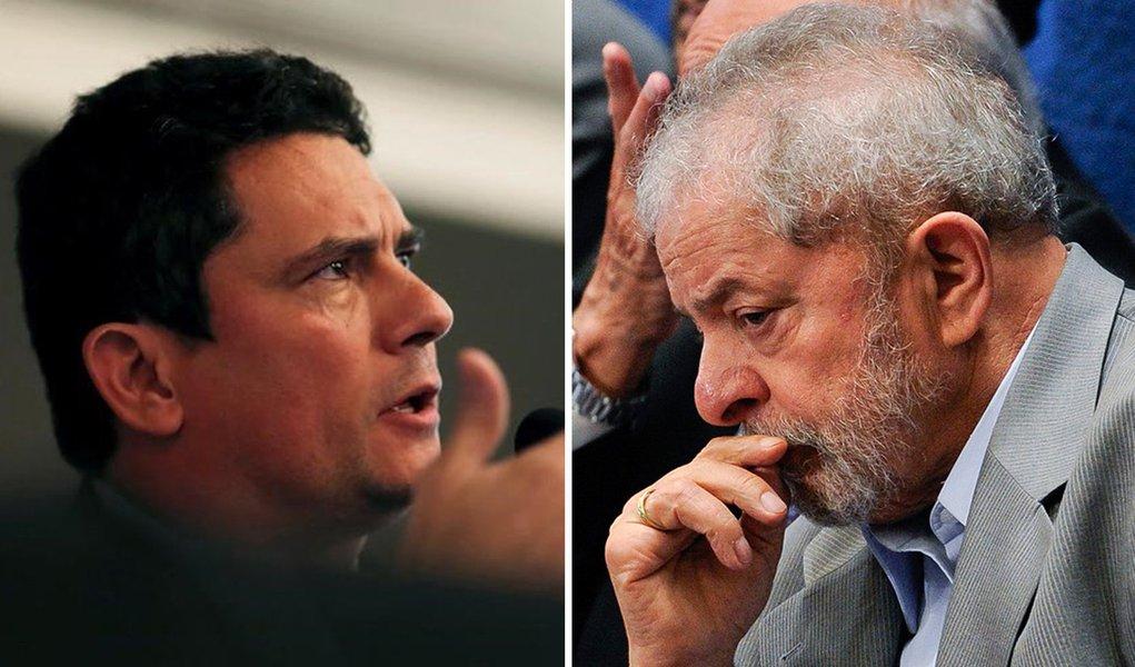 Moro não é um juiz, é um inimigo político do Lula