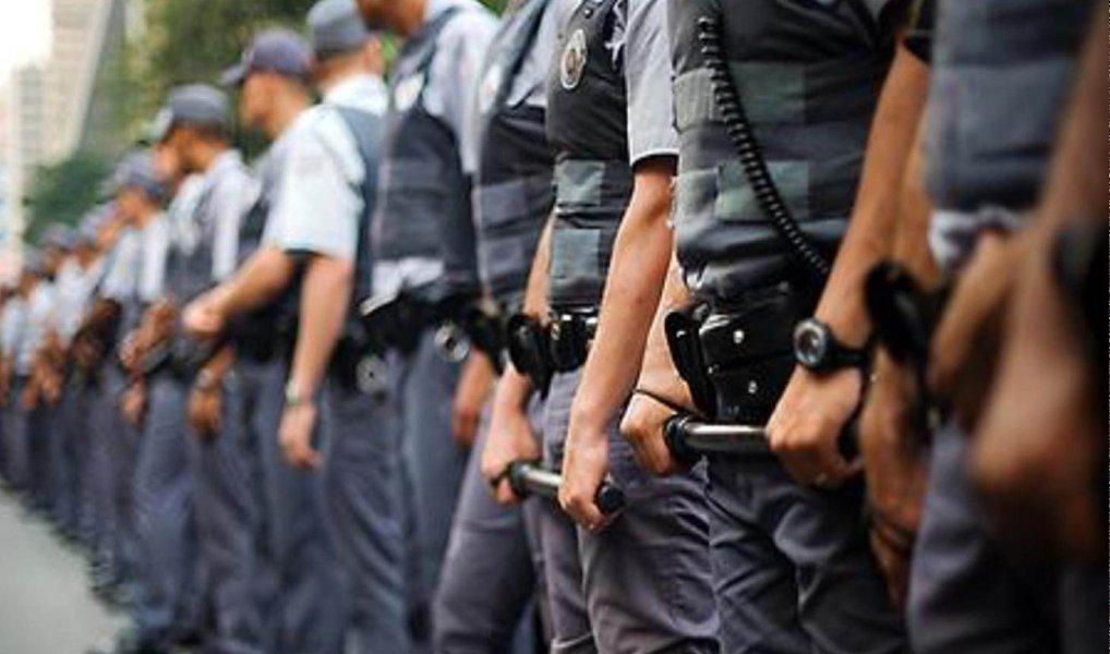 Polícia de SP matou quase duas pessoas por dia