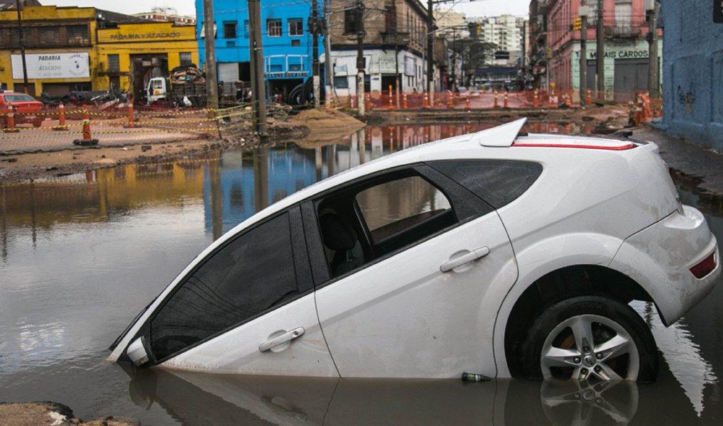 Chuvas levam prefeitura a pedir ajuda federal