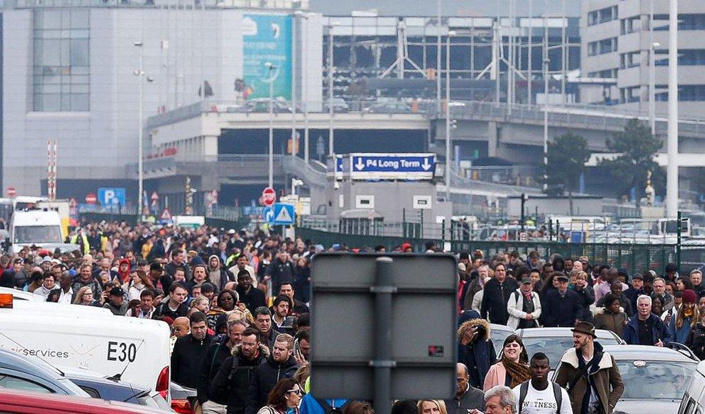 Detido na Bélgica não era autor de atentados, diz jornal