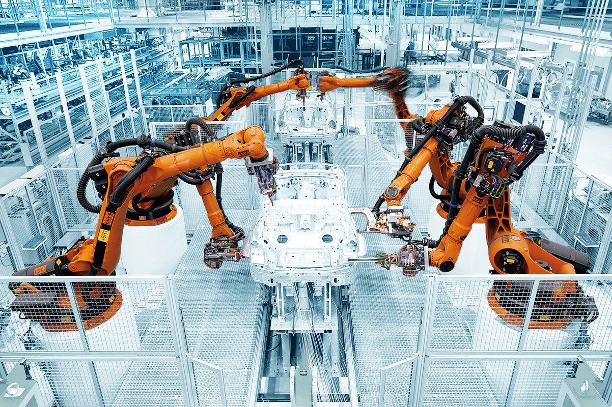 Gigante alemã trabalhará na produção de robôs de consumo