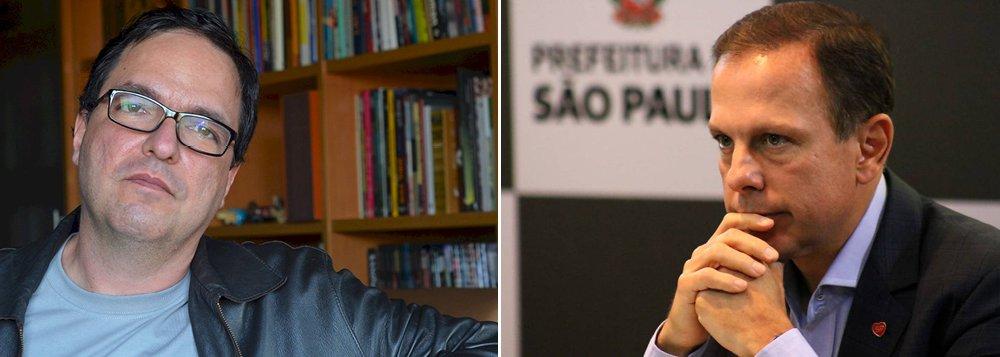 Luis Felipe Miguel: Doria é um Collor piorado