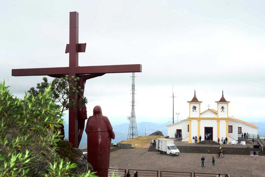 Romaria 550 inaugura em MG a maior rota de turismo religioso do Brasil