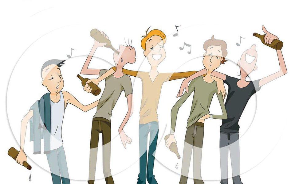 Alcoolemia. Quanto álcool o corpo humano consegue suportar