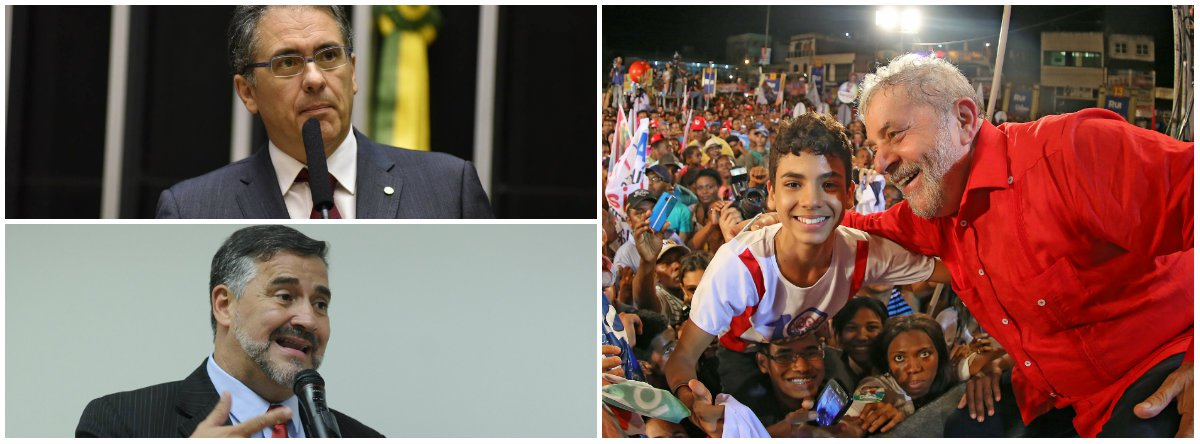 Bancada do PT repudia decisão que proíbe protesto em defesa de Lula