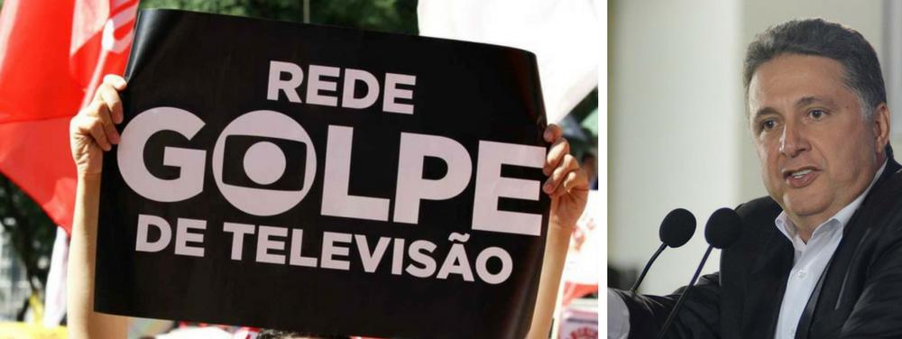 Garotinho diz ter documentos provando acusações à Globo