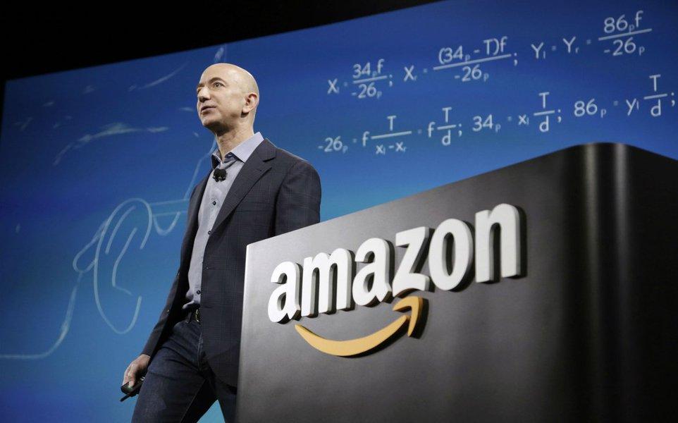 Dono da Amazon se torna o mais rico da história com US$ 150 bilhões