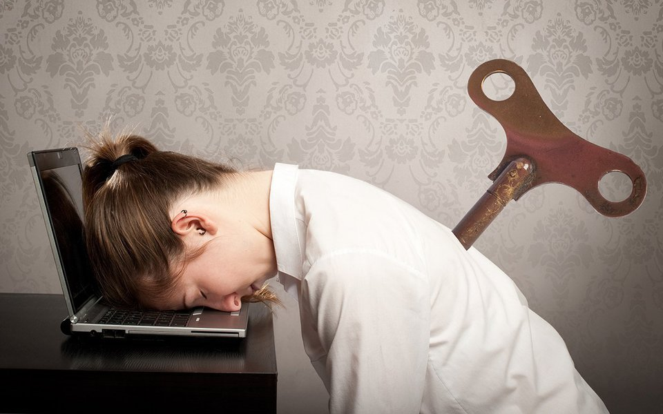 Fadiga crônica. As causas do cansaço constante