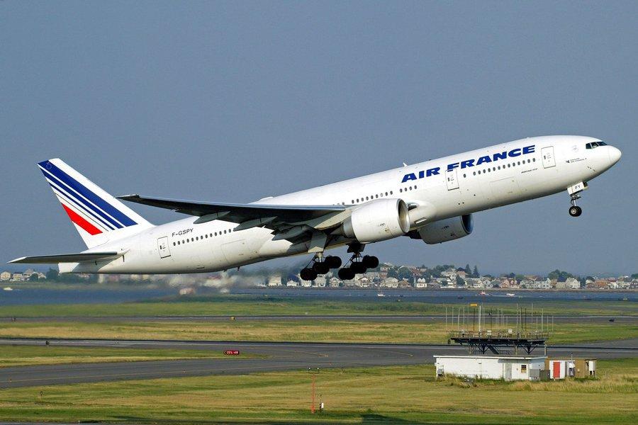 Air France vende voos do Norte e Nordeste para Paris