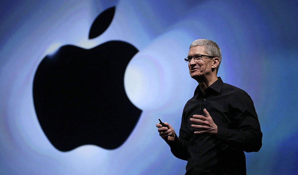 Tim Cook, da Apple, pede calma a China e EUA em assuntos de comércio