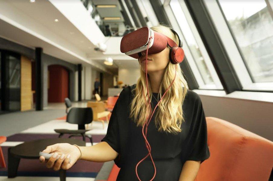 Ford e Google criam aplicativo de realidade virtual