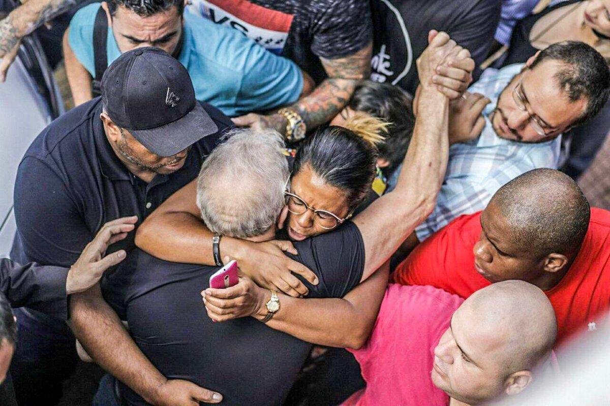 Estado: cúpula da PF prepara prisão de Lula