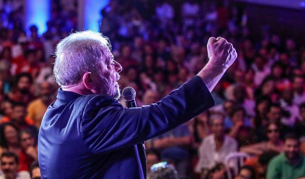 """Militantes do PT farão """"abraço coletivo"""" para proteger Lula"""