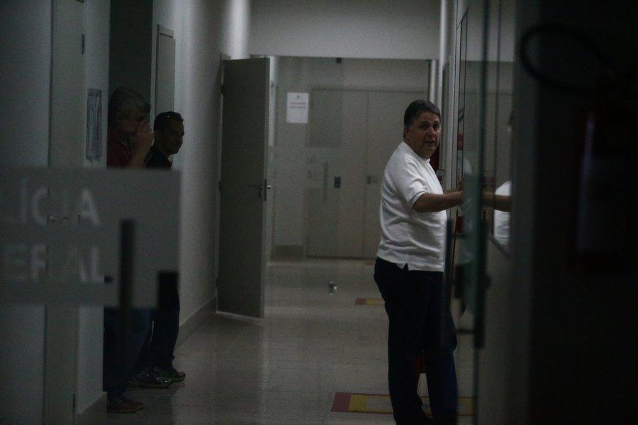 Globo admite agressão a Garotinho na cadeia