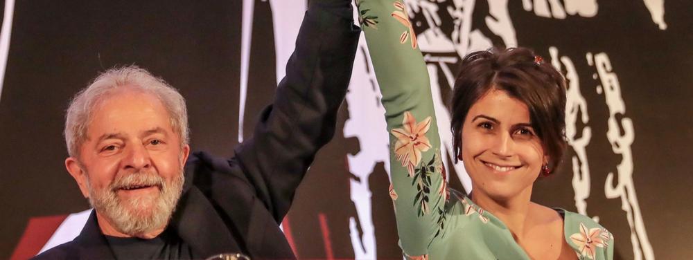Manuela: Defender Lula é defender que qualquer um possa concorrer