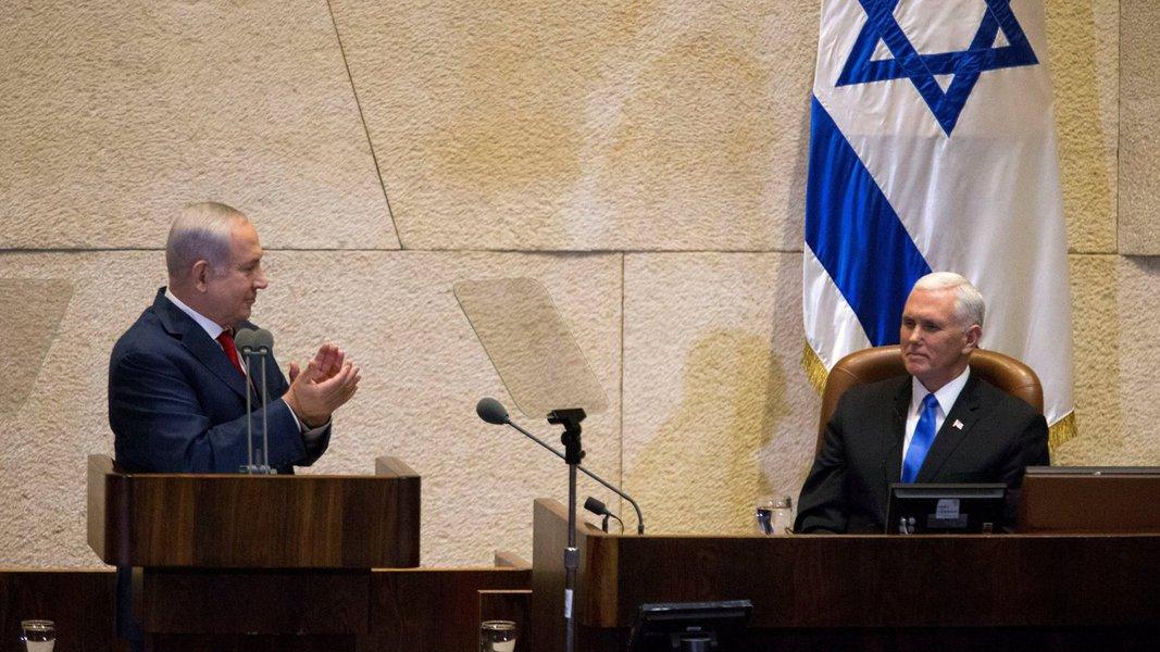 EUA revelam data da transferência de sua embaixada em Israel para Jerusalém