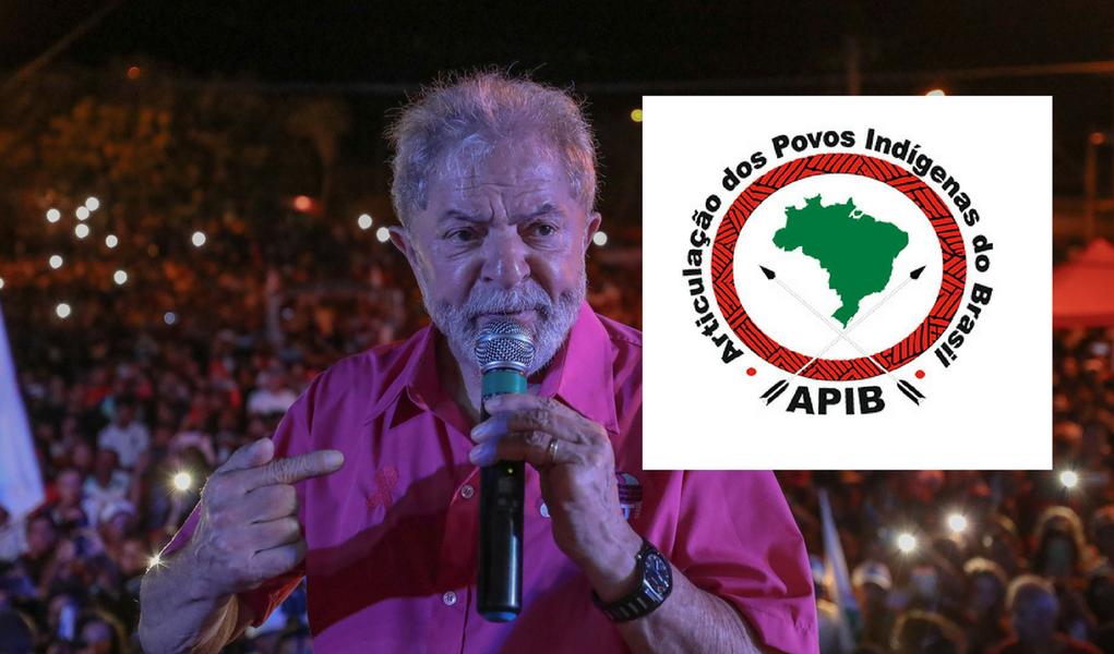 Povos indígenas divulgam nota de apoio a Lula