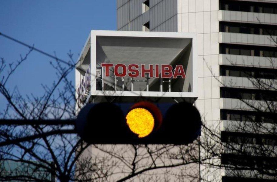 Toshiba considera IPO de unidade de chips de memória, diz Financial Times
