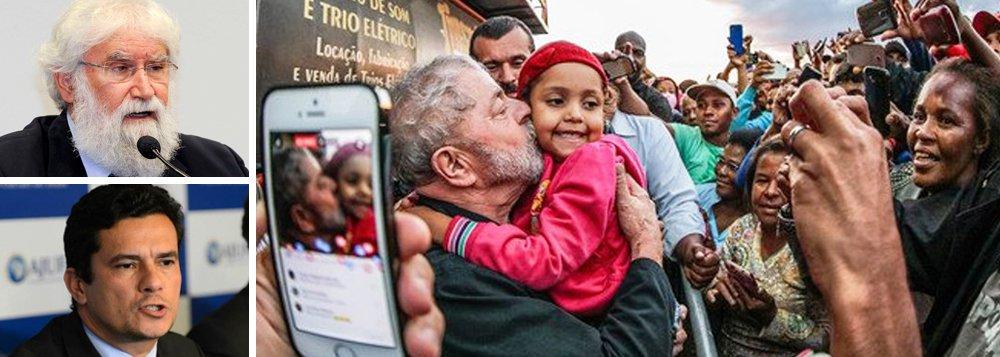 Boff critica Moro: julgou Lula por convicções políticas