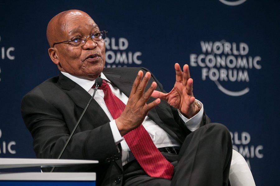 Partido forçará Zuma a renunciar à presidência da África do Sul diz emissora